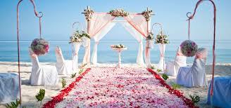 best beach wedding decoration in kuta bali indonesian weddingood