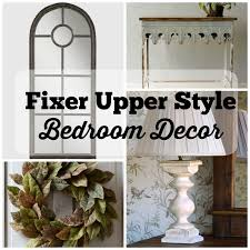 Fixer Upper Bedroom Designs Fixer Upper Style Bedroom Inspiration The Glam Farmhouse