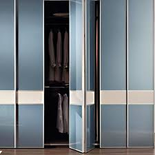 tempered glass closet doors aries bi fold white and blue closet door 005 frosted glass aries