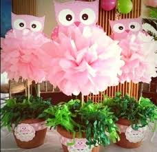 baby shower owl decorations owl baby shower decorations baby shower ideas