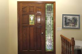 front door glass inserts replacement front doors chic front door with stained glass front door glass