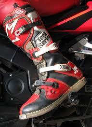motocross gear boots essential motocross gear list 2 visordown