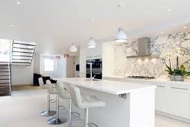 Modern White Kitchen Design All White Kitchen Designs Donatz Info
