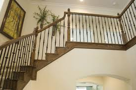 contemporary stair railings stair rail both safety and