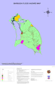 100 Year Floodplain Map Pgdm Inland Flooding Hazard Map Barbuda