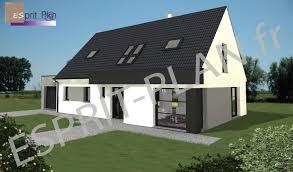 extension maison contemporaine avant projet maison extensions renovations sur arras lille