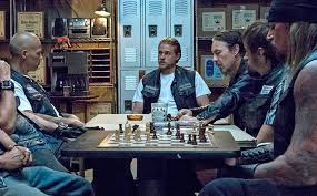 Sons Of Anarchy Meeting Table Sons Of Anarchy Salvage Recap Episode 06 6
