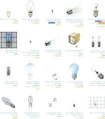 refrigerator light bulb size range hood light bulb size light bulb for microwave light bulbs for