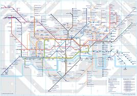 Banning State Park Map by London U0027s Iconic Tube Map Is 84 Years Old It U0027s Time To Scrap It