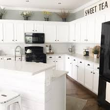 how to paint above kitchen cabinets 9 ways to decorate above your kitchen cabinets