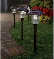 Outdoor Fairy Lights Australia by Solar Led Path Lights Solar Lighting Plow U0026 Hearth