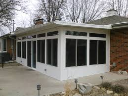 Shed Designs With Porch Kansas City Sunroom U0026 Room Additions Dynamic Porch U0026 Patio