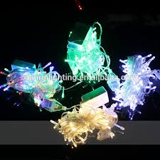 Multi Function Christmas Lights Color Beautiful Shinning Led Decorative Copper Wire String Lights