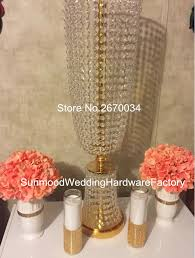 Metal Vases For Centerpieces by High Quality Metal Vase Centerpieces Buy Cheap Metal Vase