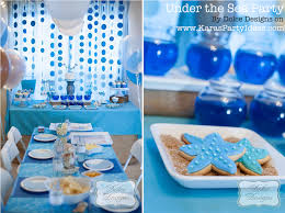 the sea party ideas kara s party ideas the sea mermaid tween party planning