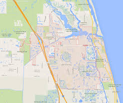 Florida Map Image by Jupiter Florida Map