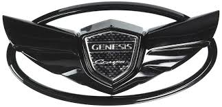 lexus emblem replacement amazon com hyundai genesis coupe h replacement hood trunk emblem