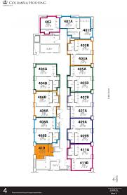 floors plans carman hall housing