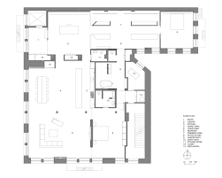 Photography Studio Floor Plans by Photographer U0027s Loft In New York Ny By Desai Chia Architecture