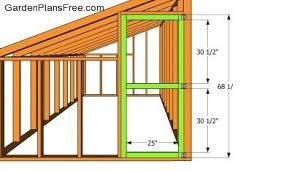 Green House Plans Lean To Greenhouse Plans Free Garden Plans How To Build Garden