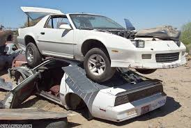 camaro salvage yard paul spedaliere belwood lake car
