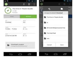 utorrent android utorrent app for android update brings new ui and more gizbot news