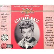 Lucille Ball Images Lucille Ball Lucille Ball The Best Of Old Time Radio Legendary