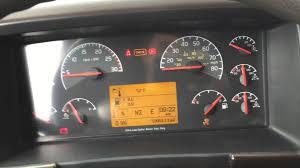 volvo vnl semi truck stranded 5 mph derate limit temp fix scr low