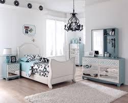 10 Inch Wide Nightstand Bedroom Nightstand Pair Of Nightstands Dark Wood And Mirrored