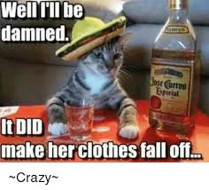 Jose Cuervo Meme - welltmbe damned jose cuervo especial t did make herclothes fall off