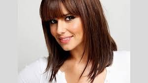 shoulder length hairstyke oval face oval faces medium length hair styles cut for long face medium
