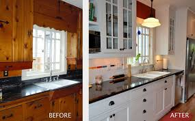 before after kitchen cabinets stylish small kitchen remodel before and after kitchen remodel