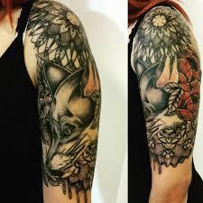 The Best Shoulder Tattoos - fox shoulder best ideas gallery