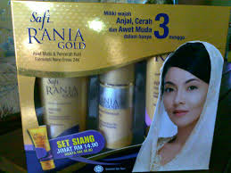 Serum Safi Rania Gold duo