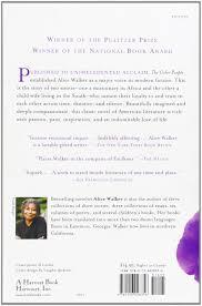 the color purple alice walker books amazon ca
