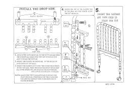 Graco 4 In 1 Convertible Crib Instructions by Jenny Crib Instructions Creative Ideas Of Baby Cribs