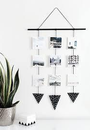 9 stylish diys to turn your instas into art photo wall