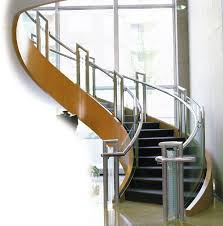 Home Handrails Stainless Steel Handrails Stainless Steel Combination Stair