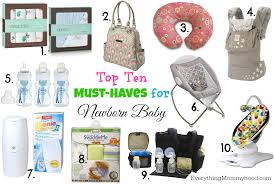 Top 10 Must Baby Items by Baby Must Haves 2017 Must Haves Baby 2 The Sy Momma A