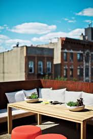home design studio brooklyn brooklyn renovation exterior rooftop lounge area outdoor