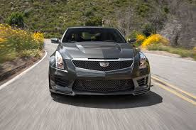2016 cadillac ats v review first test motor trend
