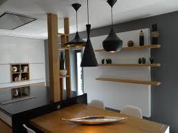 Faux Plafond Design Cuisine by Cuisine Design Contemporain Une Cuisine Xxl Terrifiant 300422