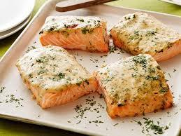 mustard maple roasted salmon recipe food network kitchen food