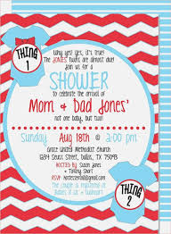thing 1 and thing 2 baby shower thing one thing two baby shower invitations eddiejwilliams me