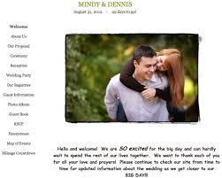 knot wedding website sle wedding websites the knot tbrb info tbrb info