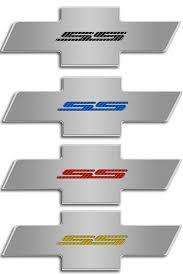 camaro badge camaro ss badge emblem for factory pad choose inlay color