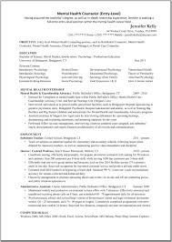 Career Coach Resume Sample by Mental Health Counselor Resume Objective Resume Template