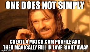 Online Dating Meme - valentine s day 5 step guide for online dating valentines meme