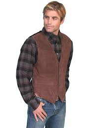 leather vest scully leather vest at amazon men u0027s clothing store