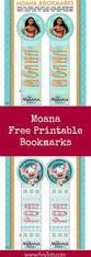 free moana printables birthday party